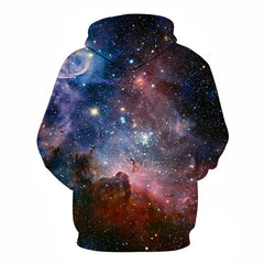 Beyond the Galaxy Space Hoodie
