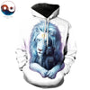 Image of Child of Light Lion Hoodie (Light Edition) - Printeera Store