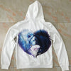 Image of Brotherhood Lion Heart Hoodie - Printeera Store