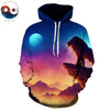 Image of Free Like A Bird Hoodie - Printeera Store