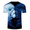 Image of Brotherhood Lion T-Shirt - Printeera Store