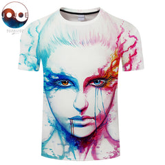 Bipolarity T-Shirt by JoJoes Art
