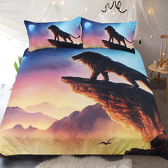 Free Like A Bird Bedding Set - Printeera Store
