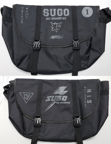 【現貨】Legend Studio GPX CyberFormula Messenger Bag