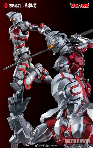 【已截訂】E-Model Ultraman Ace 1/6 Action Figure