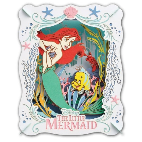 PT-142 Disney The Little Mermaid Under the Sea | Paper Theater 紙劇場 | Ensky【現貨】