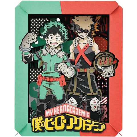 My Hero Academia (PT-123) | Paper Theater 紙劇場 | Ensky【現貨】
