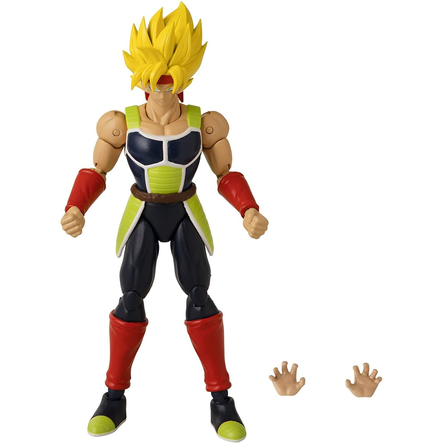 龍珠 Figure Super Saiyan Bardock | Dragon Stars Series Action Figure | Bandai【現貨】