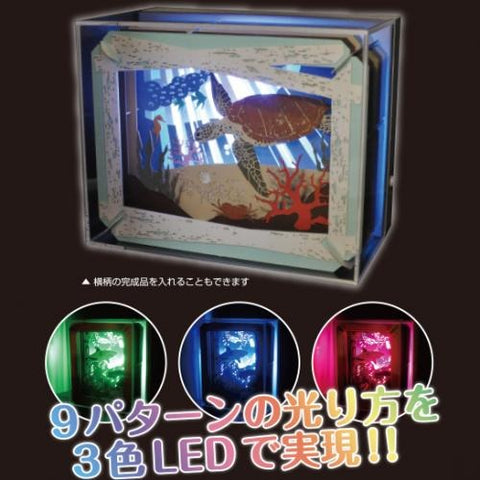 【現貨】Ensky Paper Theater (PT-C01) Light Up Case