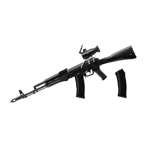 【預訂日期至27-Feb-20】Tomytec Little Armory (LA060) AK74M Type 1/12 Plastic Model Kit