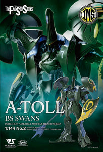 【已截訂】Volks A-TOLL BS SWANS 1/144 Plastic Model Kit