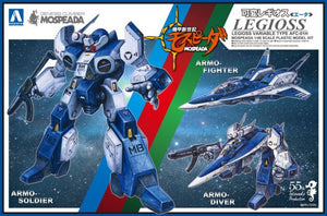 【已截訂】AOSHIMA VARIABLE LEGIOSS Eta 1/48 Plastic Model Kit