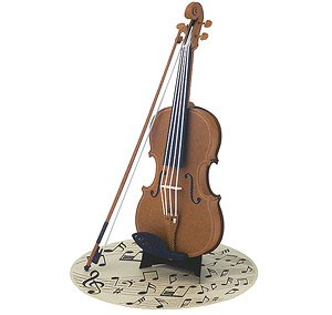 Violin (Science / Craft) | Paper Nano | Ensky【現貨】