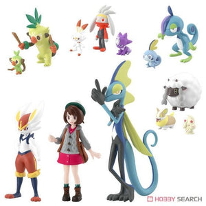 Bandai Pokemon Scale World Gararu Area Set | 寵物小精靈Scale World 伽勒爾地區套裝 | Bandai【售完】