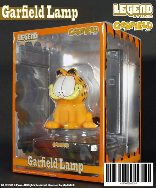 【現貨】Legend Studio Garfield Lamp A Sit Down