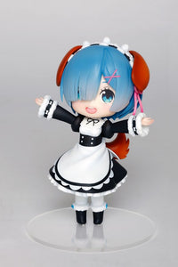 【已截訂】Taito ReZero − Starting Life in Another World –Doll CrystalRem dog ears ver. PVC Figure