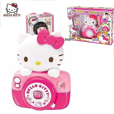【現貨】Sanrio Hello Kitty Camera