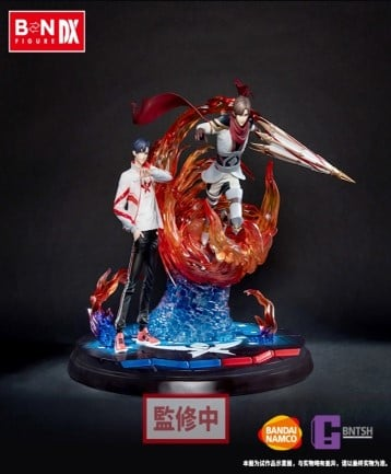 【已截訂】Banpresto Limited BN FIGURE DX Full-time Master Vol.1 Ye Xiu & Jun Mo Xiao PVC Figure