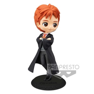 【已截訂】Banpresto HARRY POTTER Q POSKET-FRED WEASLEY-(VER.A) PVC Figure