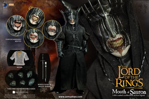 【預訂日期至24-Sep-19】Asmus Toys MOUTH OF SAURON LOTR009s 1/6 Action Figure
