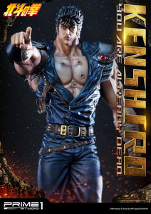 【已截訂】Prime 1 Studio Fist of the North Star Kenshiro 1/4 Statue
