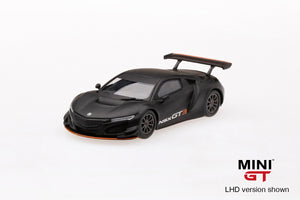 【已截訂】TSM MODEL Mini GT Acura NSX GT3 Los Angeles Auto Show 2017 1/64 Die-Cast Car