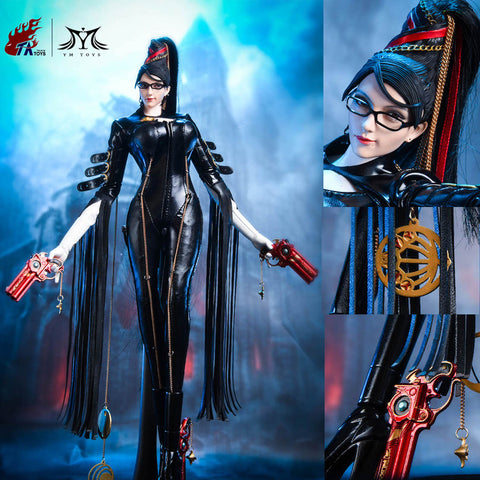 【預訂日期至31-Jul-19】YMTOYS Joint development 1/6 Action Figure