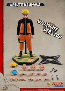 【已截訂】Zen Creations 1/6 Posable Anime Figure (PAF) Naruto Uzumaki SP Action Figure