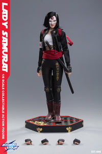 【已截訂】Soosootoys Lady Samurai 1/6 Scale Collectible Action Figure