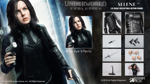 【已截訂】Star Ace 1/6 Selene (New Head + White coat only) Clothing [不連本體]