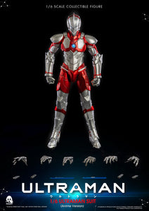 【已截訂】Threezero 3A Ultraman Suit Anime Version 1/6 Action Figure
