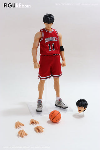 【已截訂】SOMEBODY Toys Basketball Series Genius Basketball Player (Rukawa) 1/9 Die Cast Action Figure