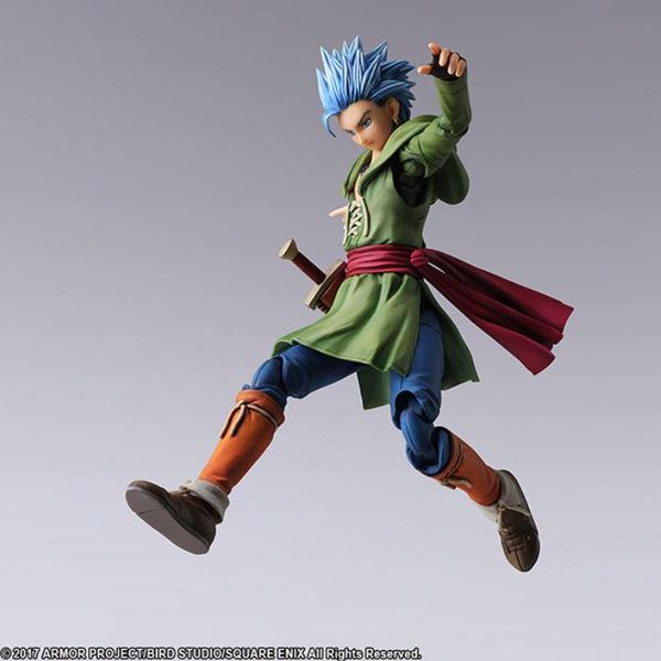 【已截訂】Square Enix Bring Arts Dragon Quest XI Echoes of an Elusive Age Erik Action Figure