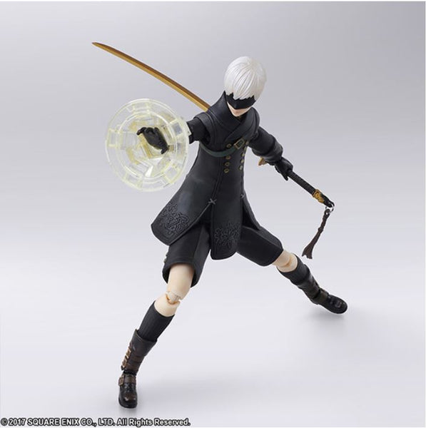 【已截訂】Square Enix BRING ARTS NieR: Automata YoRHa No. 9 Type S Action Figure