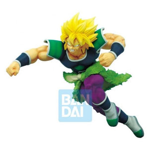 【已截訂】Banpresto Dragon Ball Super Super Saiyan Broly Z-Battle Figure