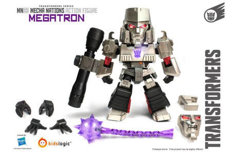 【現貨】Kids Logic Transformers G1 Mecha Nations MN03 Megatron  Action Figure