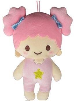 【現貨】Sanrio Little Twin Stars Kiki Doll 6""