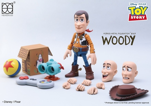 【現貨】Herocross Disney Woody Normal Ver. [3 Face]