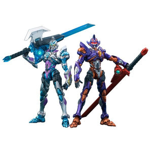 【已截訂】Mega House Actibuilder SSSS.GRIDMAN Grid Night & Gridman Initial fighter Set Action Figure
