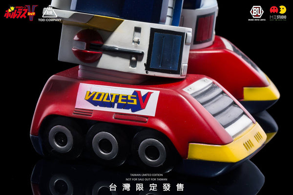 【已截訂】M3 Studio Super Electromagnetic Machine Voltes V 60cm Vinyl Figure