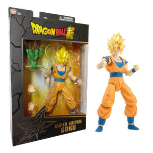 【已截訂】Bandai Dragon Ball S Super Saiyan Goku Action Figure