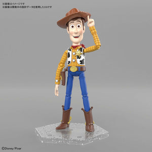 【現貨】Bandai Toy Story 4 Woody Plastic Model Kit