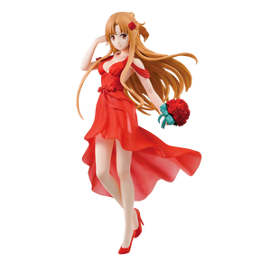 【已截訂】Banpresto 'ICHIBANSHO Figure Asuna Party Dress  PVC Figure