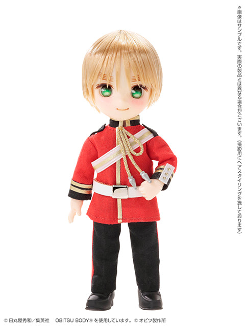 【預訂日期至25-Jan-21】Azone DOLPokke No.005 ''Hetalia World Stars'' United Kingdom Action Doll