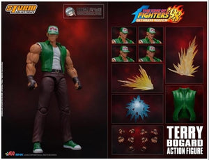 【現貨】Storm Collectibles KOF 98 - TERRY BOGARD (SP Ver.- Green) Action Figure