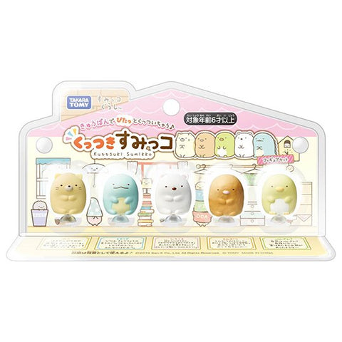 GL Sumikko Gurashi-Sticky New House Figure Set | 角落生物兒童玩具 | TAKARA TOMY 【現貨】