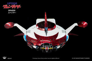 【已截訂】King Arts UFO Robot Grendizer Spazer Action Figure [包順豐送貨]