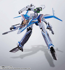 【售完】Bandai Chogokin VF-31J Siegfried (Hayate Immelman Custom) Action Figure