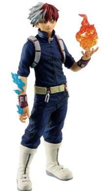 【預訂日期至19-Aug-19】Banpresto ICHIBAN SYOTO TODOROKI (FIGHTING HEROES feat. One's Justice) PVC Figure