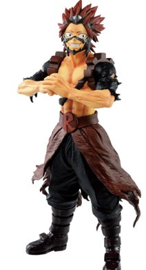 【預訂日期至19-Aug-19】Banpresto ICHIBAN EIJIRO KIRISHIMA (FIGHTING HEROES feat. One's Justice) PVC Figure